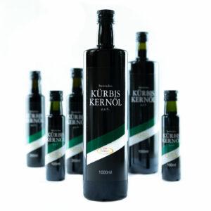 Kürbiskernöl gga 1000ml mehrere Flaschen