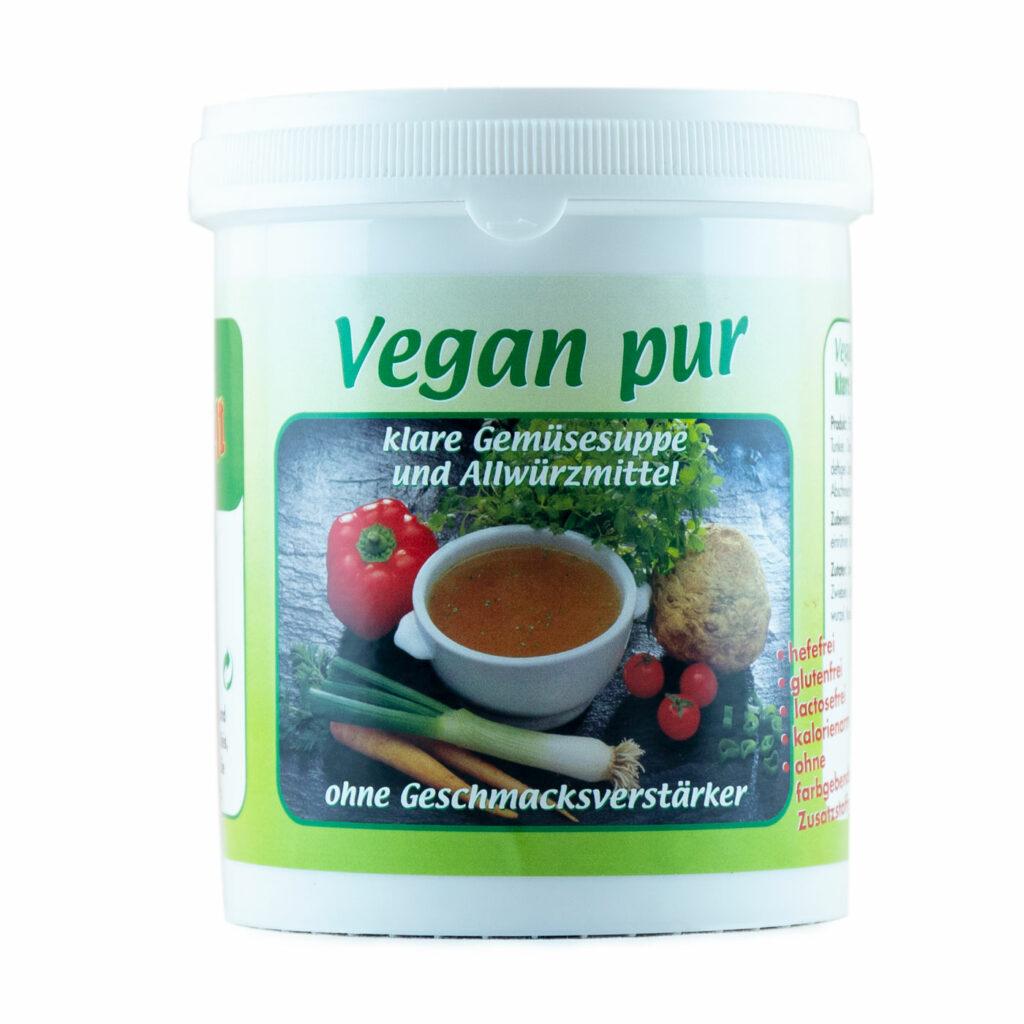 Vegan pur Dose