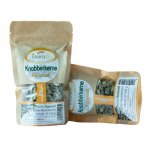 Knabberkerne Karamell 100g