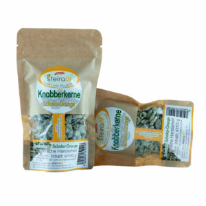 Knabberkerne Schoko-Orange 100g