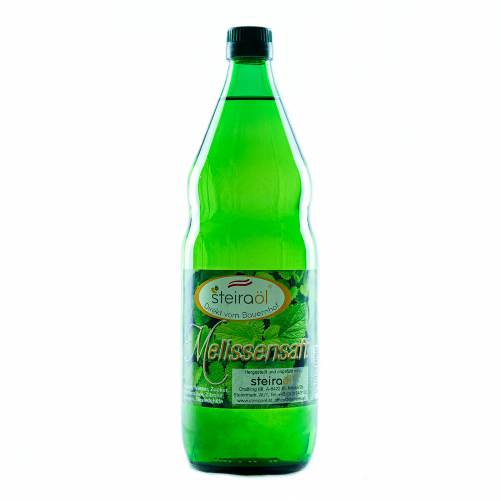 Melissensaft 1000ml